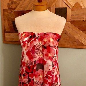 Sam Edelman Flowing Floral Maxi Dress